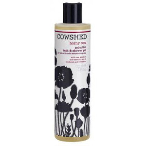 Gel douche et bain Cowshed Horny 300ml