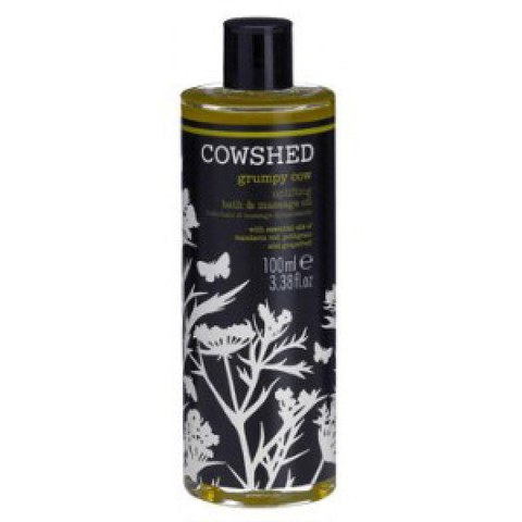 Cowshed Grumpy Cow Uplifting Bath & Massage Oil 100ml