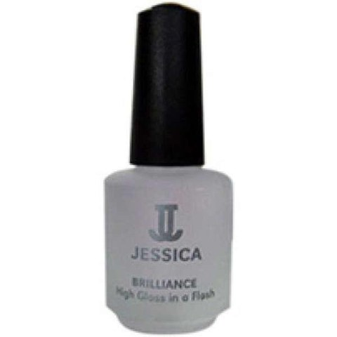 Jessica Brilliance High Gloss Top Coat (14.8ml)