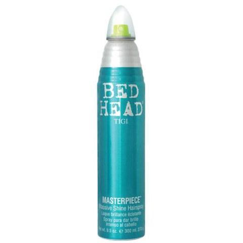 Laque brillance éclatante Tigi Bed Head Masterpiece 340ml