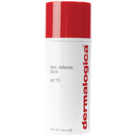 Crema hidratante de día con FPS15 Dermalogica Daily Defense Block (100ml)