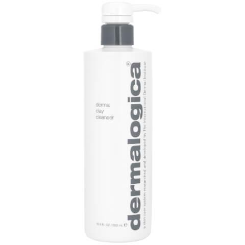 Limpiador facial Dermalogica Dermal Clay Cleanser (500ml)