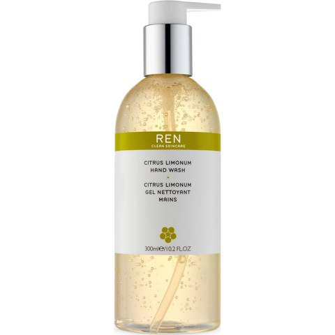 REN Citrus Limonum Hand Wash (300ml)