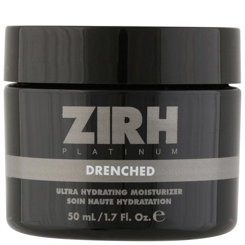 Zirh DRENCHED - Ultra Hydrating Moisturiser 50ml