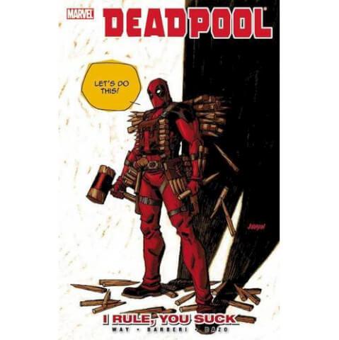 Marvel Deadpool: I Rule You Suck - Volume 6 Graphic Novel
