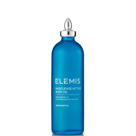 Elemis Musclease Active huile corporelle relaxante (100ml)