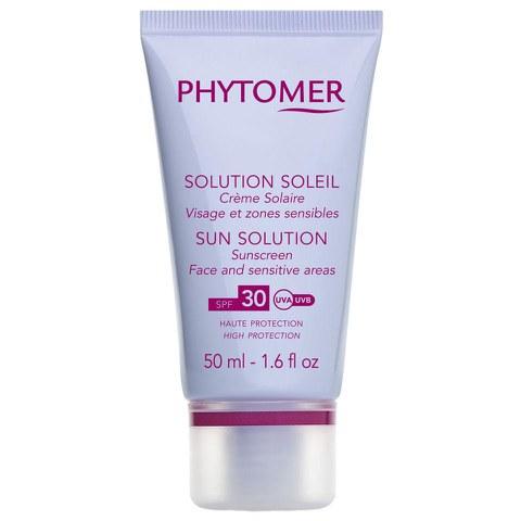 Phytomer Sun solution Sun Screen SPF30 Face and Sensitive Areas (50ml)