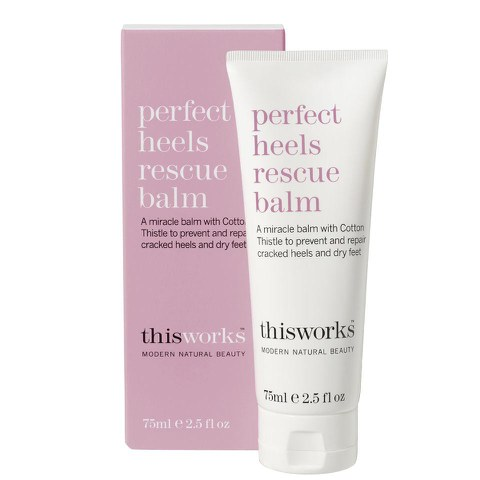 this works Perfect Heels Rescue Balm Fersen-Balsam 75ml