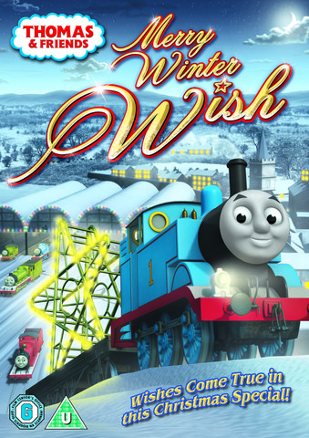 Thomas and Friends: Merry Winter Wish