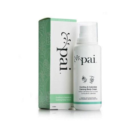 Crema corporal calmante Pai Calendula & Comfrey - 200ml