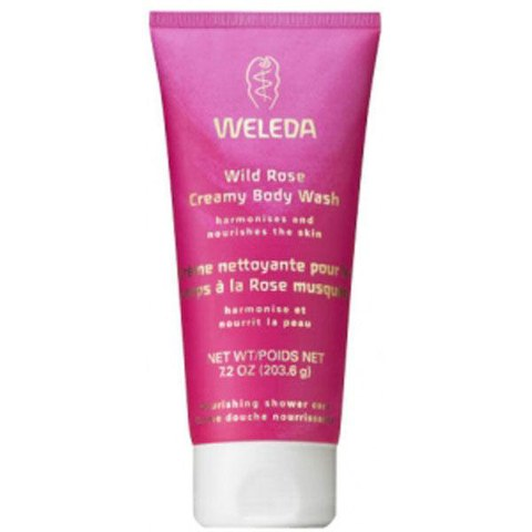Weleda Wild Rose Creamy Body Wash (200ml)