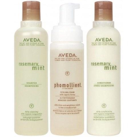 Aveda Fine Hair Pack (3 produkter)