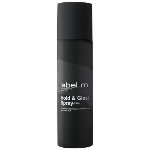 label.m Hold & Gloss Spray (200ml)