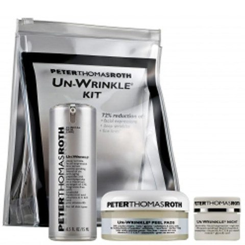 Peter Thomas Roth Un-Wrinkle coffret antirides (3 Produits)