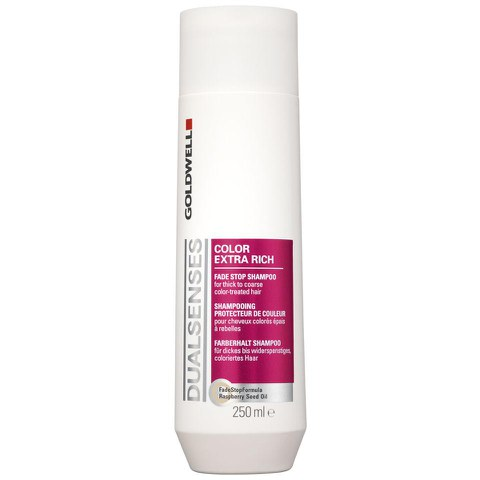 GOLDWELL DUALSENSES COLOR SHAMPOO - EXTRA RICH (250ML)