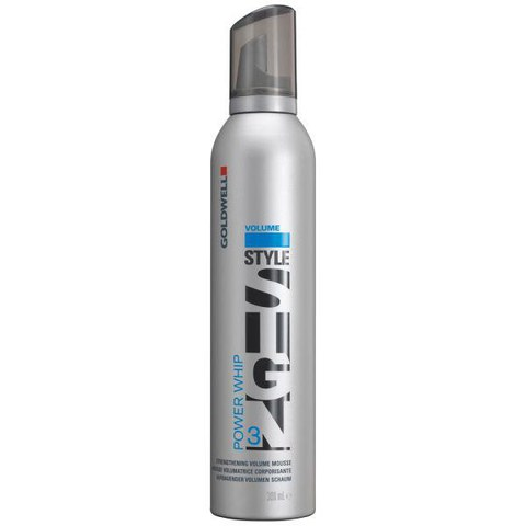 Mousse volumisante fortifiante Goldwell Stylesign Power Whip (300ml)