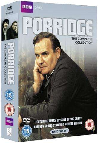 Porridge - Series 1-3 and Xmas Specials