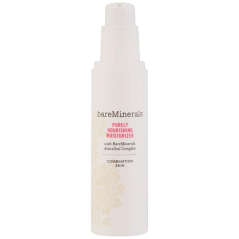 bareMinerals Purely Nourishing Moisturizer - Combination Skin (50ml)