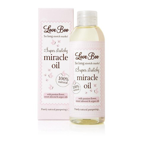 Love Boo Super Stretchy Miracle Oil (100ml)