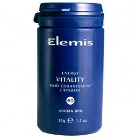 Elemis Energy Vitality Cápsulas de mejora del cuerpo