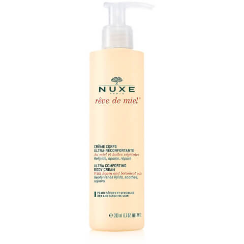 NUXE Reve De Miel Creme Corps - Ultra Comfortable Body Cream (200ml)