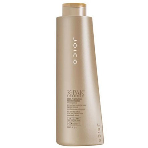 JOICO K-PAK DEEP-PENETRATING RECONSTRUCTOR TREATMENT FOR DAMAGED HAIR (1000ML)
