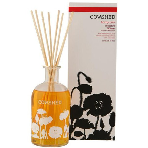 Parfum d'ambiance séducteur Cowshed Horny Cow (250ml)