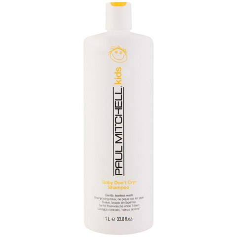 PAUL MITCHELL BABY DONT CRY SHAMPOO (1000ML) - (Worth £34.00)