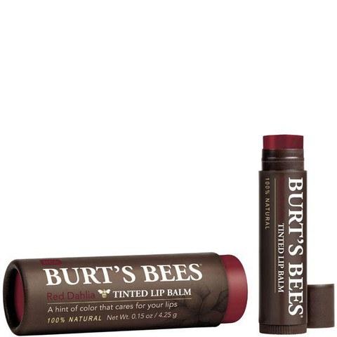 Burt's Bees Tinted Lip Balm - Red Dahlia 4.25g