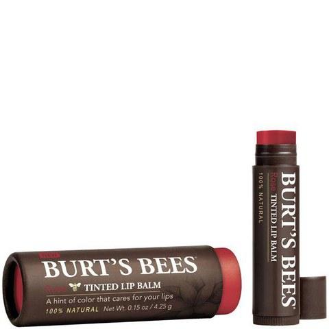 Burts Bees getönter Lippenbalsam - Rose 4.25gr