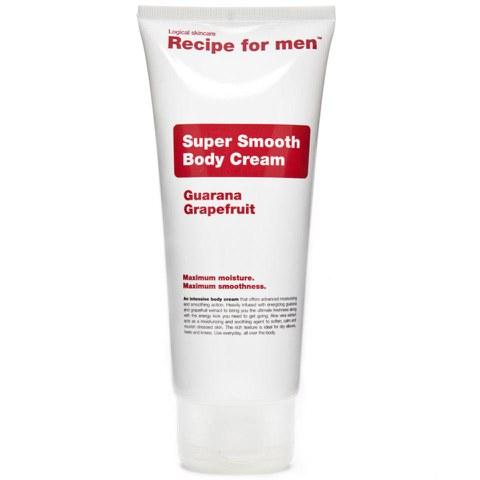 Recipe for Men - Crema corporal 200ml
