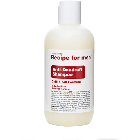 Recipe for Men - Anti-Dandruff Shampoo 250ml