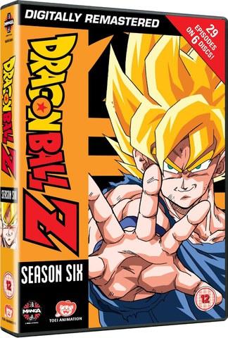 Dragon Ball Z - Season 6