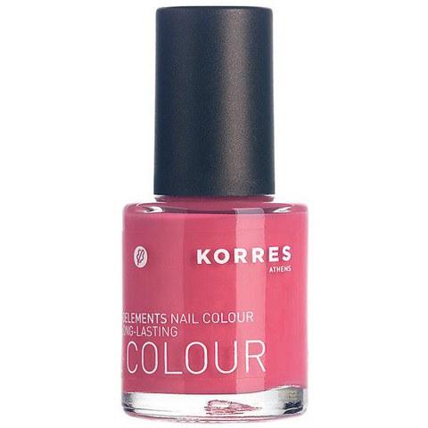 Korres Nail Colour Pomegranate 14
