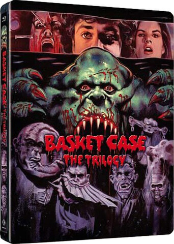 Basket Case: The Trilogy - Limited Edition
