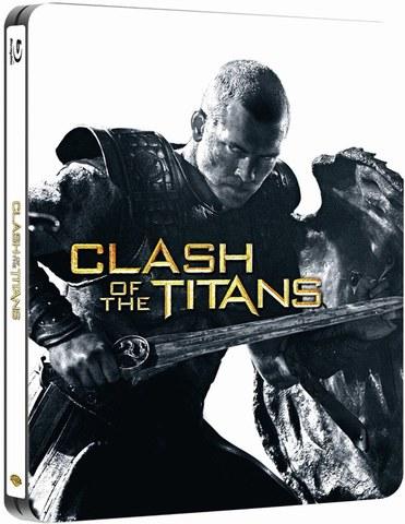 Clash of Titans - Steelbook Editie