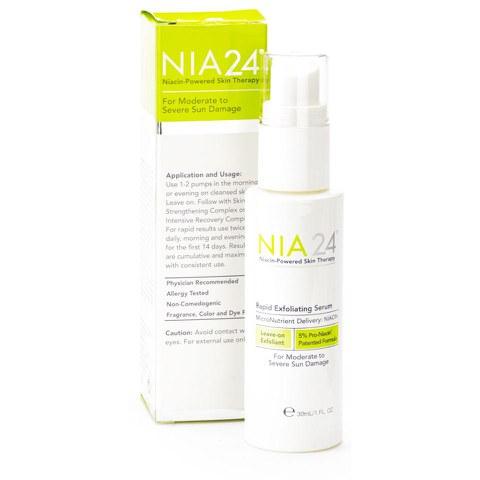 NIA24 - Rapid Exfoliation Serum (Free Gift)