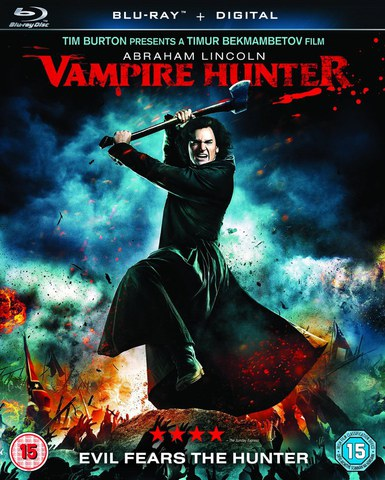 Abraham Lincoln: Vampire Hunter (Inclusief Digital Copy)