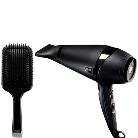 ghd Air Hair Dryer and Paddle Brush