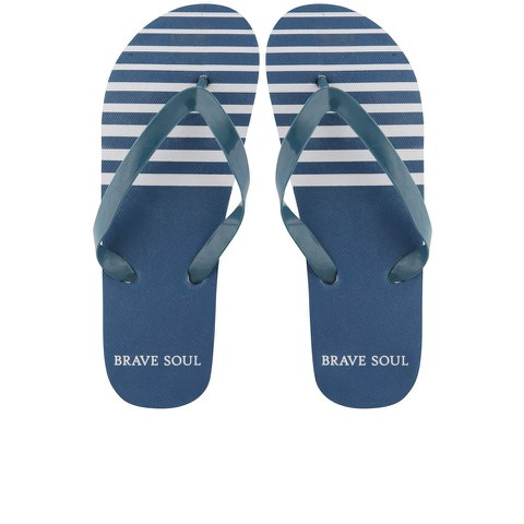 Chanclas 'Coast' por Brave Soul - Azul Marino