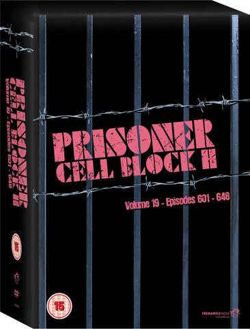 Prisoner Cell Block H - Volume 19