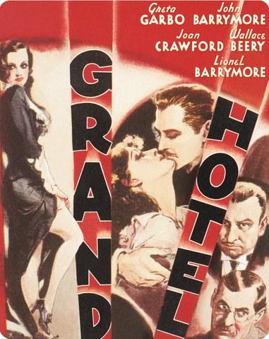 Grand Hotel - Edición Steelbook