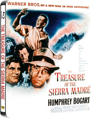 The Treasure of the Sierra Madre - Steelbook Edition