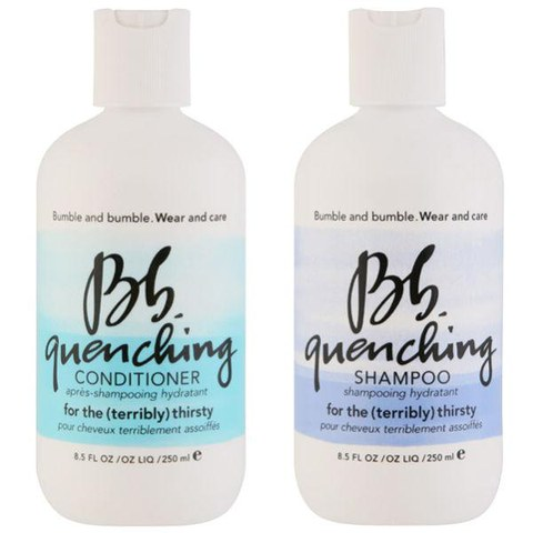 Bb Wear and Care Quenching Duo - Shampoo and Conditioner