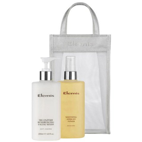 Elemis Brighten and Resurface Cleansing Duo