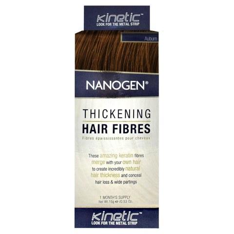 Nanogen Fibres(Haarfasern) -Goldbraun (15g)