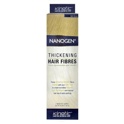 Nanogen Hair Thickening Fibres Dark Blonde (30g)