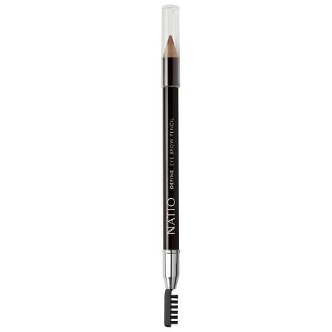 Natio Define Eye Brow Pencil (Augenbrauenstift) - Light Brown