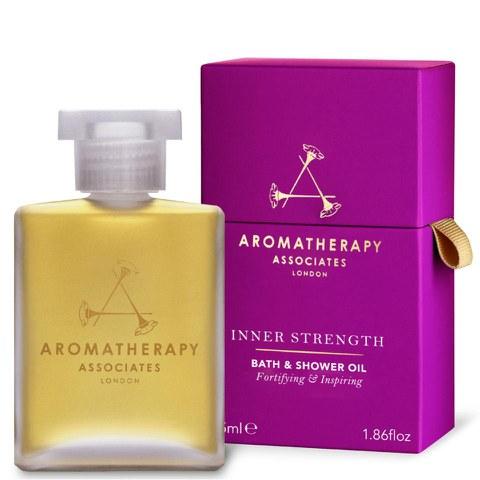 Aromatherapy Associates Inner Strength Huile pour bain ou douche (55ml)