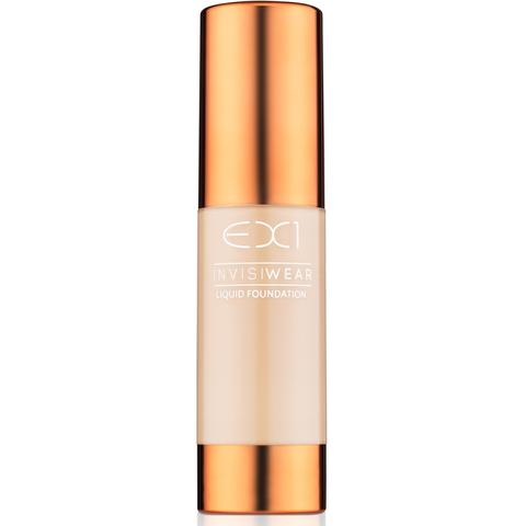 EX1 Cosmetics Invisiwear Liquid Foundation (30ml) (Various Shades)
